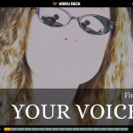 Find Your Voice: An Inspirational Challenge